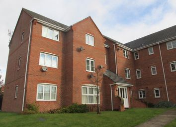 Thumbnail 1 bed flat to rent in Firedrake Croft, Coventry