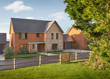 "Thumbnail 5 bedroom detached house for sale in ""Ula"" at Bedhampton Hill, Bedhampton, Havant"