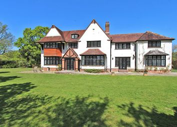 Thumbnail 8 bed detached house for sale in Coombe Lane, Sway, Lymington