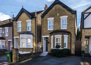 Thumbnail 3 bed detached house for sale in Clarence Road, Sidcup