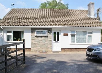 Thumbnail 2 bed detached bungalow for sale in Oxwich, Swansea