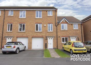 Thumbnail 4 bed town house for sale in Pel Crescent, Oldbury, Sandwell