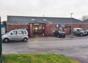 Thumbnail Parking/garage for sale in Unit 5 Blackdown Business Park, Wellington