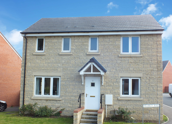 Thumbnail 3 bed detached house for sale in Helmsley Road, Paxcroft Mead, Trowbridge, Wiltshire