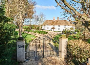 Thumbnail 6 bed detached house for sale in Cheriton Bishop, Exeter