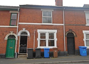 Thumbnail 1 bedroom flat to rent in Sudbury Street, City Centre, Derby