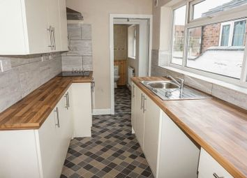 Thumbnail 2 bed terraced house for sale in Packett Street, Fenton, Stoke-On-Trent