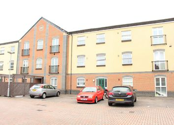 Thumbnail 2 bed flat for sale in St Austell Way, Swindon