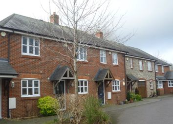 Thumbnail 2 bedroom terraced house to rent in Mill House Gardens, Denmead, Waterlooville