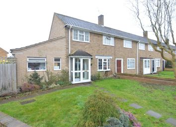 Thumbnail 3 bedroom end terrace house to rent in Cunningham Road, Cheshunt, Waltham Cross, Hertfordshire