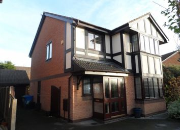 Thumbnail Detached house for sale in Wolsey Close, Thornton- Cleveleys
