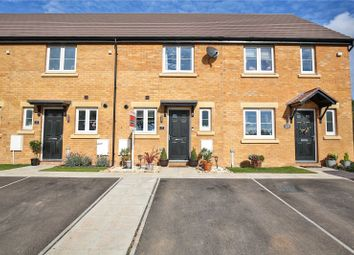 Thumbnail 2 bed terraced house for sale in Duncan Drive, Lydney, Gloucestershire