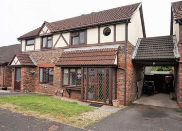 Thumbnail 2 bedroom semi-detached house for sale in Llys Gwyn Faen, Swansea