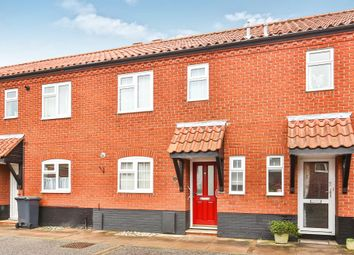 Thumbnail 3 bedroom terraced house for sale in St. Johns Court, Swaffham