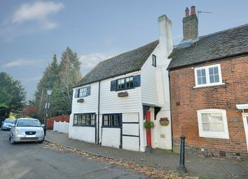 Thumbnail 3 bed cottage for sale in Church Road, Farnborough Village, Kent
