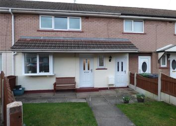 Thumbnail 2 bed terraced house for sale in Brownrigg Drive, Carlisle, Cumbria