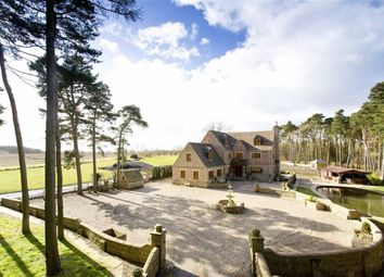 Thumbnail 8 bed detached house for sale in Brick Kiln Lane, Weston Bank, Staffordshire