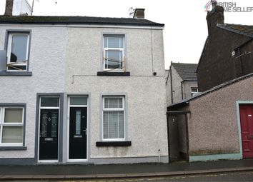 Thumbnail 3 bed end terrace house for sale in Wellington Street, Millom, Cumbria