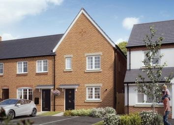 Thumbnail 1 bed semi-detached house for sale in The Appleton, Midland Road, Swadlincote