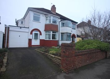 Thumbnail 3 bed semi-detached house to rent in Baldwins Lane, Birmingham
