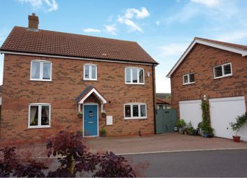 Thumbnail 4 bed detached house for sale in Pasture Lane, Scartho, Grimsby
