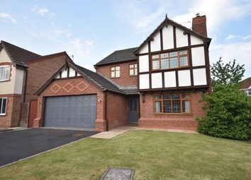Thumbnail 4 bed detached house for sale in Cathrow Way, Thornton-Cleveleys, Lancashire