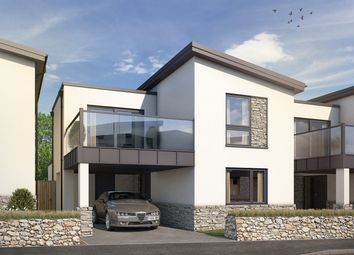"Thumbnail 3 bed detached house for sale in ""The Mullion"" at Welway, Perranporth"