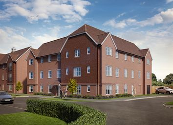 "Thumbnail 2 bed flat for sale in ""Hawthorn House"" at Reigate Road, Hookwood, Horley"