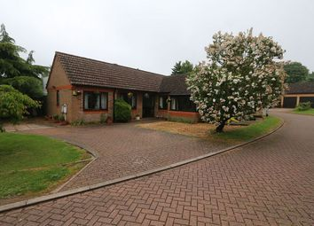 Thumbnail 3 bed detached bungalow for sale in St. Marys Close, Thrapston, Kettering, Northamptonshire