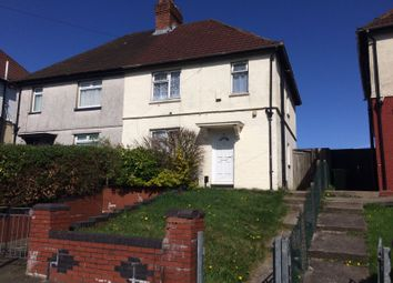 Thumbnail 3 bedroom semi-detached house for sale in Wilson Road, Ely, Cardiff