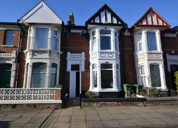 Thumbnail 3 bedroom terraced house to rent in Balfour Road, Portsmouth