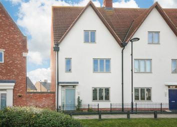 Thumbnail 4 bedroom property for sale in Mill Pond Drive, Upton, Northampton
