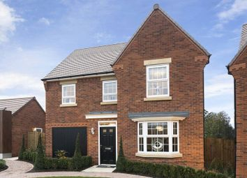 Thumbnail 4 bed detached house for sale in The Millford At Stapeley Gardens, Nantwich