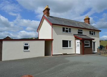 Thumbnail 4 bed detached house to rent in Red House, Kerry, Newtown, Powys
