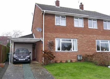Thumbnail 3 bed semi-detached house for sale in Nasse Court, Cam