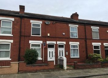 Thumbnail 2 bed terraced house to rent in Eva Road, Cheadle Heath