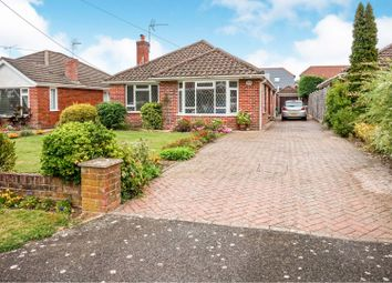 3 bed detached bungalow for sale in Wood Road, Ashurst, New Forest SO40