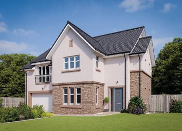 "Thumbnail 5 bedroom detached house for sale in ""The Logan"" at Hamilton Road, Larbert"
