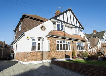 Thumbnail 4 bedroom semi-detached house for sale in Earl Road, Northfleet, Gravesend
