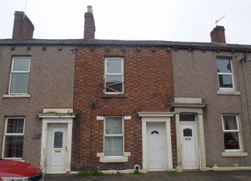 Thumbnail 2 bed terraced house to rent in Hawick Street, Carlisle, Carlisle