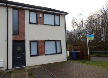 Thumbnail 3 bed terraced house to rent in Coronation Drive, Whiston, Prescot