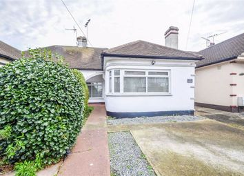 Thumbnail 2 bed bungalow for sale in Marlow Gardens, Southend-On-Sea, Essex
