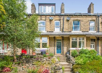 Thumbnail 4 bed terraced house for sale in Ingle Dene, Hebden Bridge, West Yorkshire