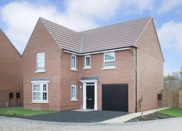 "Thumbnail 4 bed detached house for sale in ""Drummond"" at Sywell Road, Overstone, Northampton"