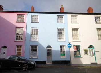Thumbnail 4 bedroom terraced house for sale in 9 New Street, Aberdovey