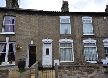 Thumbnail 3 bed terraced house to rent in Hotblack Road, Norwich