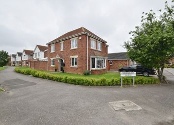 Thumbnail 4 bed detached house for sale in Wickenby Way, Skegness