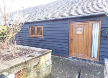 Thumbnail 2 bed cottage to rent in Stratford Road, Alcester