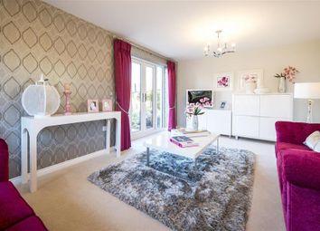 Thumbnail 4 bedroom flat for sale in Ketley Park Road, Ketley, Telford