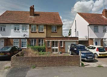 Thumbnail 3 bed semi-detached house for sale in Royal Lane, West Drayton